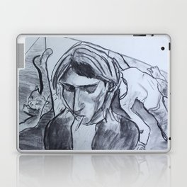 Kurt Cobain Laptop & iPad Skin