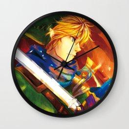 HW Link Wall Clock
