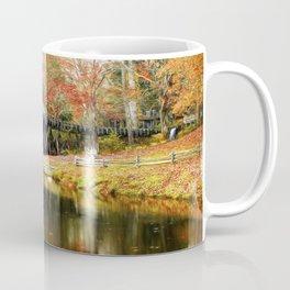 Mabry Mill Autumn Coffee Mug