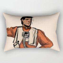 Poe Rectangular Pillow