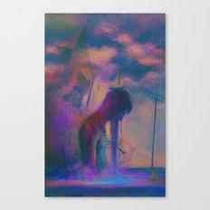 Beautiful Mess Canvas Print