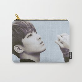 Double Wonwoo Carry-All Pouch
