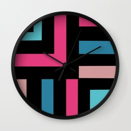 Miami Vice Called Wall Clock