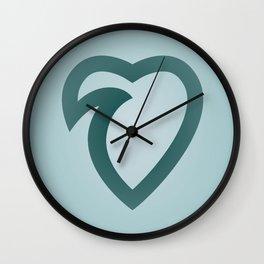 wavelove Wall Clock