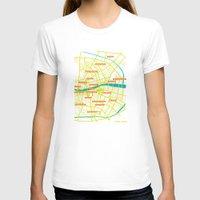dublin T-shirts featuring Dublin by mattholleydesign
