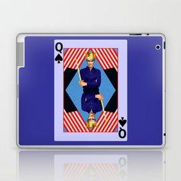 Claire - A Modern Lady Macbeth- Version 2 Laptop & iPad Skin