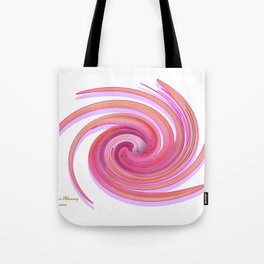 The whirl of life, W1.3A Tote Bag