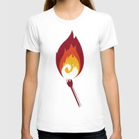 phoenix T-shirts featuring Phoenix by Picomodi