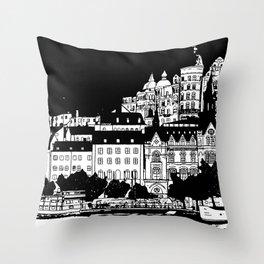 Södermälarstrand Throw Pillow