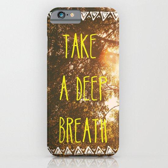 Breathe iPhone & iPod Case