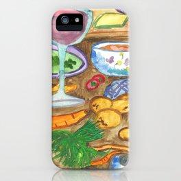 Making Goulash iPhone Case