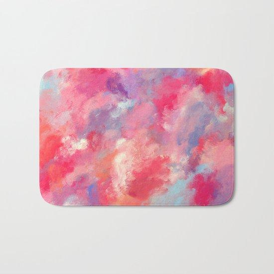 Heavens Clouds Bath Mat