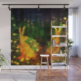 Eclectic Spring Fever Wall Mural