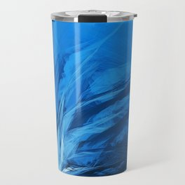The Blue Flower Travel Mug