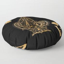 Spades Poker Ace Casino Floor Pillow
