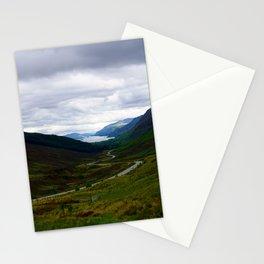 Loch Maree - Scotland Stationery Cards