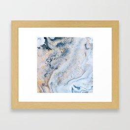 1 0 3 Framed Art Print