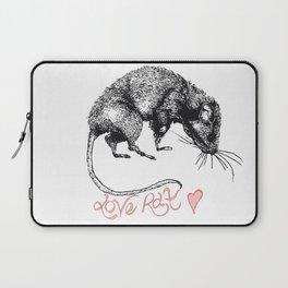 love rat Laptop Sleeve