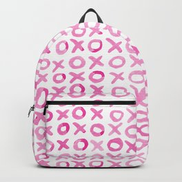 Xoxo valentine's day - pink Backpack