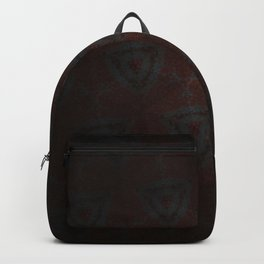 Shadow Triangles Backpack