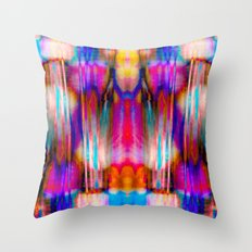 Pick-up Sticks no21 Throw Pillow