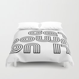 GET DOWN ON IT Duvet Cover