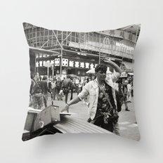 Hong Kong #30 Throw Pillow