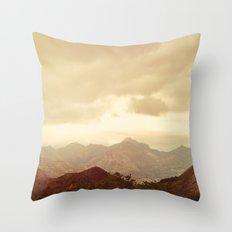 mountains (01) Throw Pillow