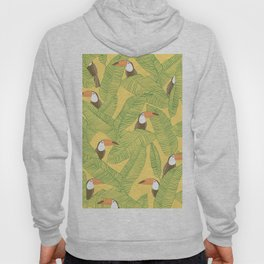 Summer With Toucan Hoody