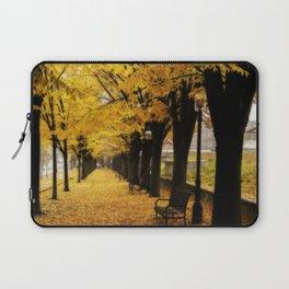 Autumn's Gold Laptop Sleeve