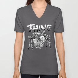 THING OF THE HILL Unisex V-Neck