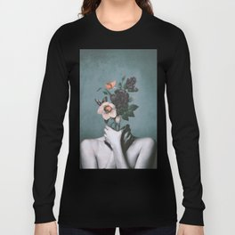 inner garden 3 Long Sleeve T-shirt