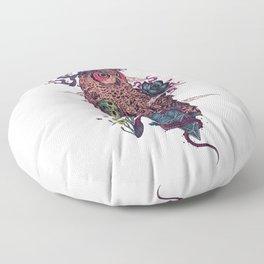 Regrowth Floor Pillow