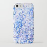 splatter iPhone & iPod Cases featuring splatter by From Roxy