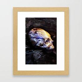 Ponca Framed Art Print