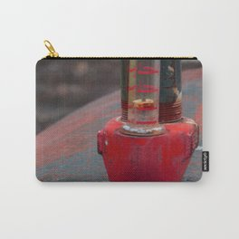 Oil Tank Gauge Carry-All Pouch