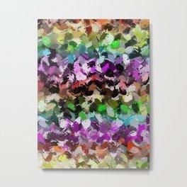 Abstract XXIV Metal Print