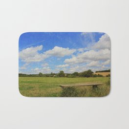 Sit and Enjoy The Countryside Bath Mat
