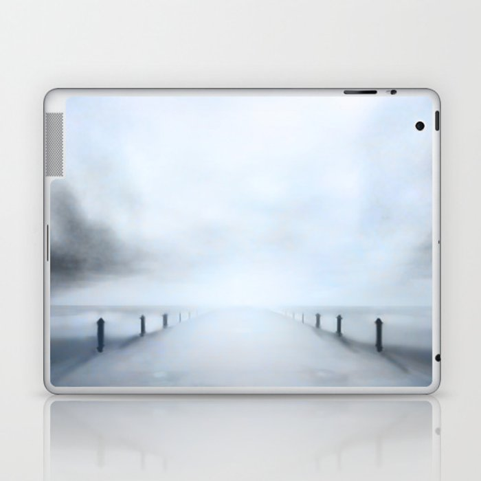 Distance Laptop & iPad Skin