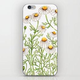 Chamomile iPhone Skin