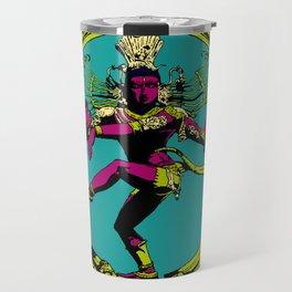 Natraj Dance Travel Mug