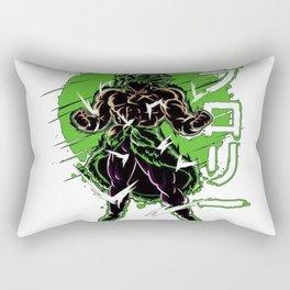 Big Bad Broly Rectangular Pillow