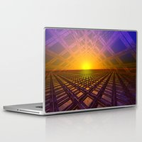stargate Laptop & iPad Skins featuring Stargate by Phil Perkins