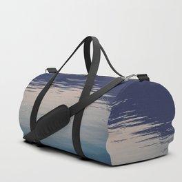 Ombre Lake Ripples Duffle Bag