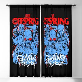 The Offspring - Coming For You Blackout Curtain