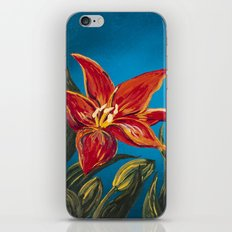 Morning Star Lily iPhone & iPod Skin