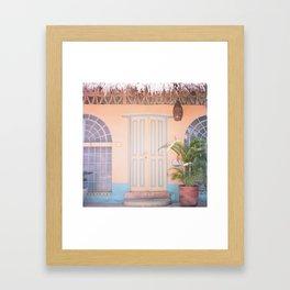 Sayulita, Mexico VII Framed Art Print