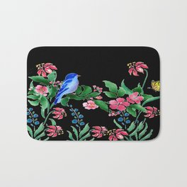 A Little Bit Of Spring #1 Bath Mat