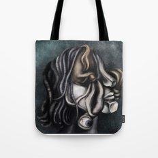 a cubistic me Tote Bag