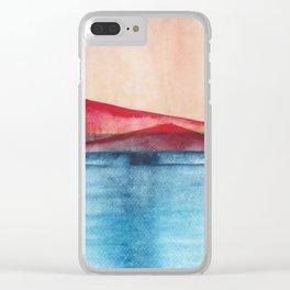 A 0 33 Clear iPhone Case